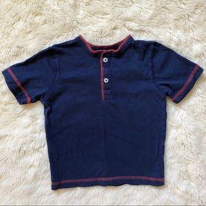 Joe Fresh Blue Toddler T-Shirt Size 2T